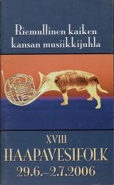 <h5>Käsiohjelma 2006</h5><p>Koirani Dog Watson tutustuu kansanmusiikkiin.</p>
